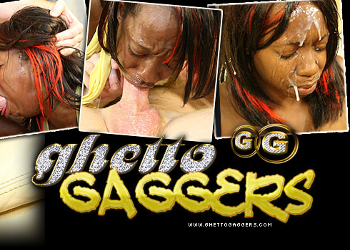 Ghetto Gaggers Starring Dimples